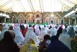 Doa dan Dzikir bersama  di Masjid Al-Markaz jelang pergantian tahun