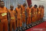 Jelang pergantian tahun, polisi ringkus 10 pelaku kriminal