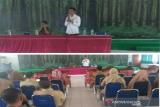 Pegawai Dinas Kehutanan Sultra mendapat edukasi bahaya narkoba
