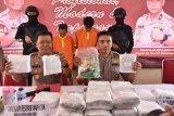 Polisi tahan dua pemuda miliki 19 kilogram narkoba