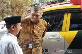 Bank Jateng Syariah berikan kendaraan operasional ke Baznas Jateng