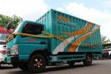 374 kg ganja asal Aceh dikirim lewat jasa ekspedisi