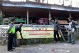 Jalur pendakian Merbabu-Merapi dijaga ketat