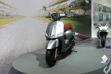 Suzuki luncurkan skuter terbaru Saluto 25 di Taipe Motor Show 2020