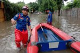Banjir landa sebagian wilayah Jabodetabek pada awal tahun 2020