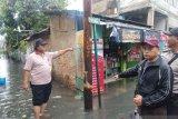 Pelajar SMA tewas tersengat listrik saat banjir di Kemayoran Jakarta