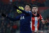 Tottenham tersandung saat tandang ke markas Southampton