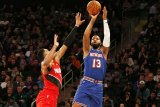Knicks dan Magic menang besar