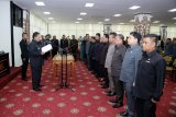 Gubernur Lampung lantik 11 pejabat pimpinan tinggi pratama