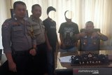 Polsek Palu Timur ringkus dua pemuda pelaku narkoba awal tahun 2020