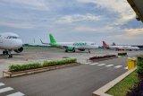 Bandara Halim Perdanakusuma sudah kembali beroperasi normal
