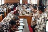 Semua OPD di Kabupaten Pati tanda tangani pakta integritas