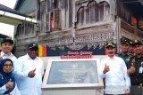 Ke Solok Selatan, Wamen PUPR sempatkan diri ke Saribu Rumah Gadang