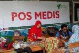 Dompet Dhuafa beri bantuan medis pada korban banjir di Kampung Peuteuy