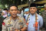 Kapolres lansir tidak ada lagi titik banjir di Jakarta Pusat