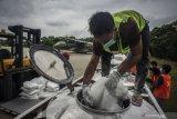 Jakarta berpotensi alami hujan petir dan angin kencang Senin ini