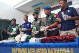 BNN selidiki temuan 19 kilogram sabu-sabu di Aceh Tamiang