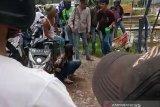Gadis mabuk joget di pinggir jalan yang viral akhirnya jadi tersangka