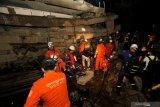 Bangunan ambruk di Kamboja, sepuluh tewas, 23 luka-luka