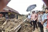 Gubenur Sulsel : Banjir akibat alih fungsi lahan dan hutan