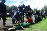 Lantamal VI siagakan Pasukan Reaksi Cepat Penanggulangan Bencana