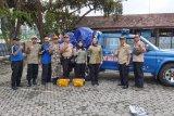 Antisipasi bencana alam Lampung disiagakan 608 Tagana
