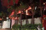 Dua lansia tewas dalam kebakaran di Permata Hijau