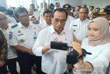 Banjir Jakarta sudah mulai surut, kata Menhub