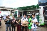 Dompet Dhuafa terima bantuan masyarakat  untuk warga terdampak banjir