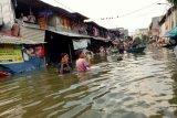 BPBD : Banjir mulai surut, Jakarta Barat paling banyak terdampak