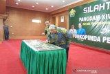 Pemprov Sulawesi Tenggara hibahkan 45 hektare lahan ke Korem 143/HO