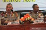 Sepanjang 2019, Polda Aceh tangani 1.521 kasus narkoba