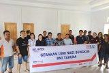 BNI Peduli Korban Banjir Bandang Sangihe