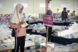 Penjualan buku jadi gambaran meningkatnya minat baca masyarakat Kotim