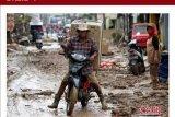Media China lebih tertarik banjir Jakarta dibanding isu Natuna