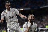 Gareth Bale dan Karim Benzema absen bela Madrid di Piala Super Spanyol