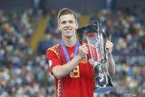 Barcelona berpeluang dapatkan gelandang serang Dani Olmo