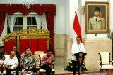 Presiden Jokowi tegaskan tak ada tawar-menawar soal kedaulatan terkait Natuna