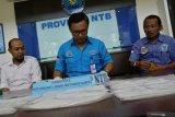 Dua kilogram sabu yang disita di Senggigi siap diedarkan ke Sumbawa