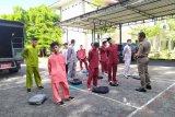 Satpol PP Tanjungpinang amankan 12 siswa bolos sekolah