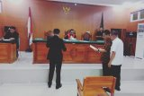 Tersangka korupsi, Wabup OKU ajukan praperadilan ke PN Baturaja