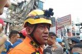 11 orang jadi korban gedung ambruk di Jakarta