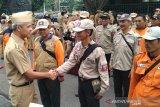 100 sukarelawan Jateng diberangkatkan bantu tangani pascabanjir Jakarta-Jabar