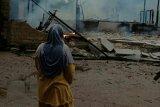 Asrama  pondok pesantren  di Lampung Timur terbakar, tidak ada korban jiwa