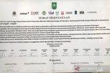 Gubernur Riau terbitkan surat himbauan antisipasi karhutla, begini penjelasannya