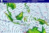 Warga Lampung diminta waspada hujan lebat-angin kencang