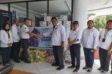 Pelindo IV beri bantuan korban banjir bandang di Kepulauan Sangihe