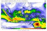Warga Sumatera Selatan diminta waspada hujan  lebat disertai petir