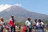 Cuaca ekstrem, pendakian Gunung Sindoro dan Sumbing ditutup