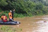 Mandi di Sungai Sabrangan Jepara,  seorang bocah tewas terseret arus